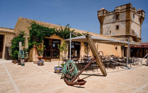 Votre extension balnéaire possible à l'hôtel Tonnara di Bonagia