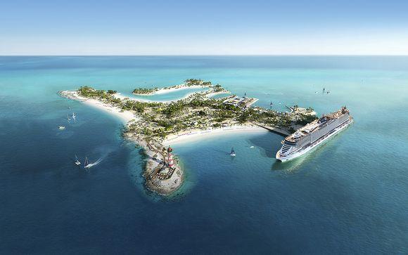 Zoom sur Ocean Cay