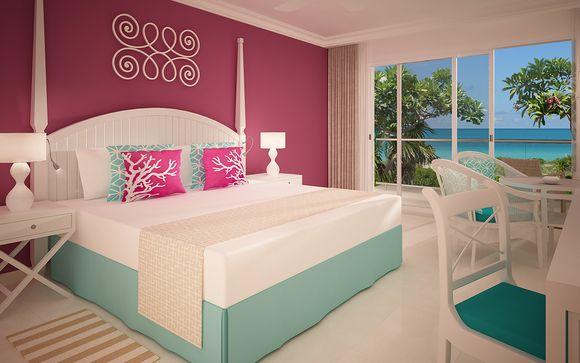Poussez les portes de l'hôtel Angsana Cayo Santa Maria 5*