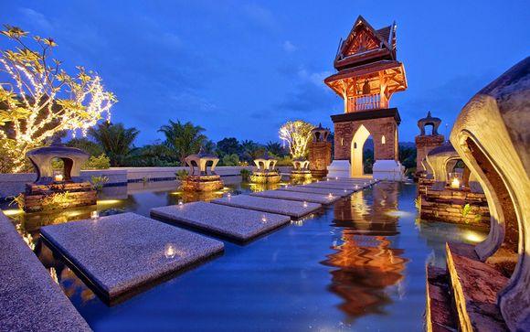 Poussez les portes de l'hôtel Meridien à Khao Lak