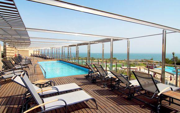 Espagne Tarragona - Hôtel Kappa Club Les Oliveres 4* à partir de 75,00 € (75.00 EUR€)