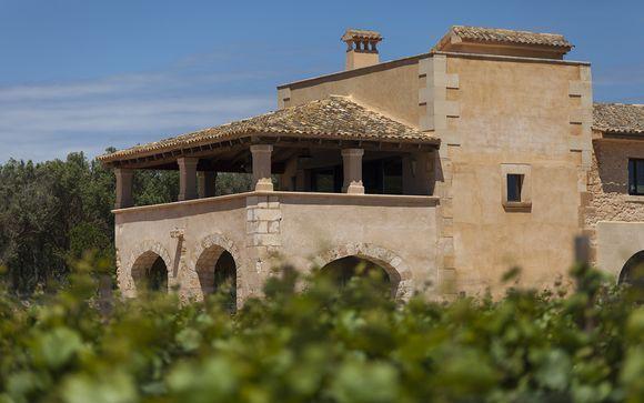 Poussez les portes de l'hôtel Finca Gomera - Luxury Country House 4* - Adults Only