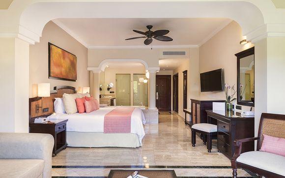 Poussez les portes de l'hôtel Grand Palladium White Sand Resort And Spa 5* au Mexique