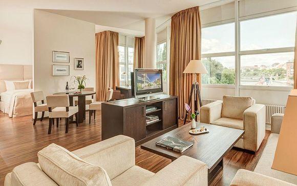 Poussez les portes de l'hôtel Abion Villa 5*