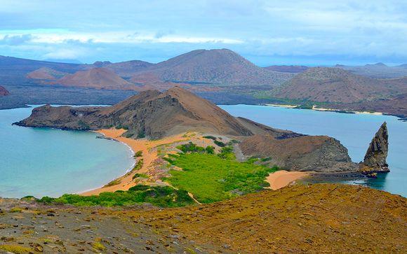 Visite de Guayaquil et croisière aux Galapagos en 10 nuits