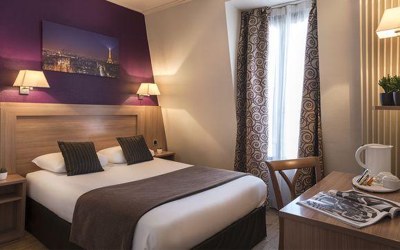 Poussez les portes du My Hotel in France Le Marais