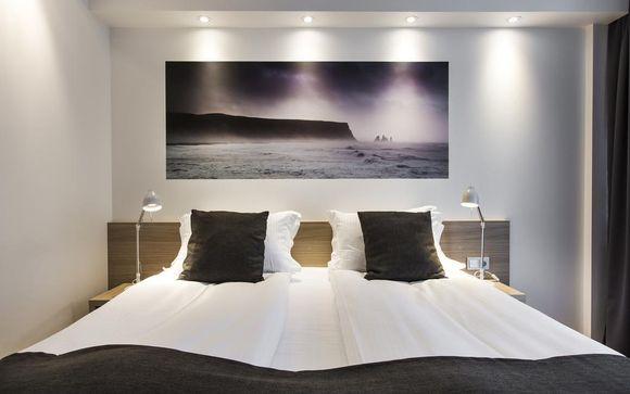 Votre extension à l'hôtel Storm Reykjavik