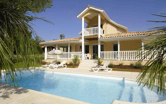 Séjour mystère en villa avec piscine privée