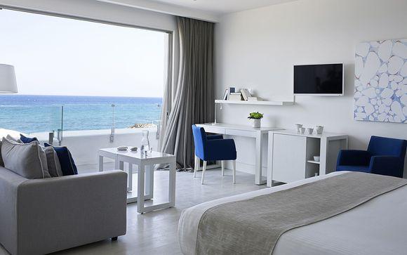 Poussez les portes de votre Knossos Beach Bungalow & Suites 4*