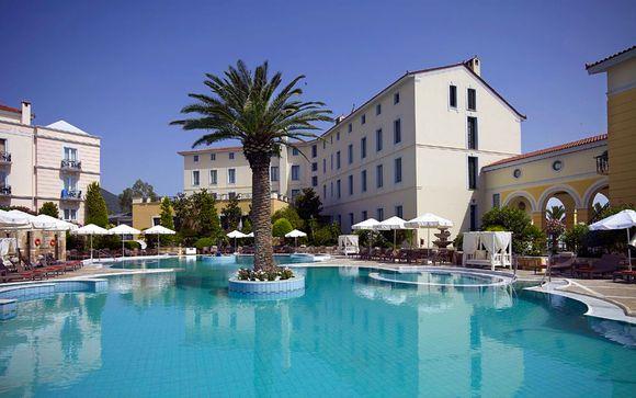 Hôtel Thermae Sylla Spa 5*
