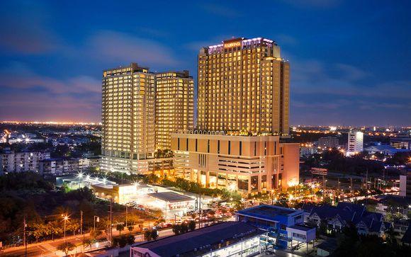 Votre pré-extension à Bangkok (si vous choisissez l'offre 2)