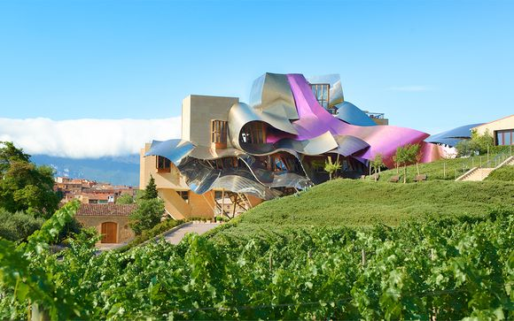 Hotel Marqués de Riscal, a Luxury Collection 5*