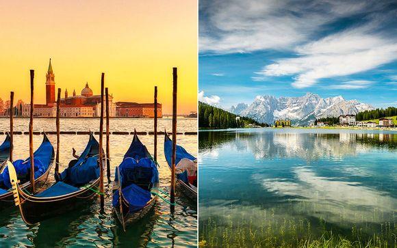 Circuit Grand tour du Patrimoine Venise, l'Istrie et les Dolomites