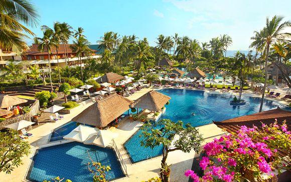 Poussez les portes du Nusa Dua Beach Hotel & Spa 5*