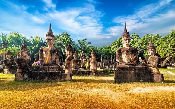 Circuit accompagné Découverte du Laos et du Cambodge