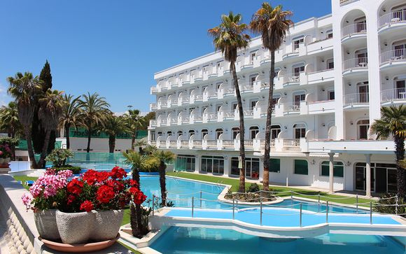 Hôtel SuneoClub Costa Brava 4*