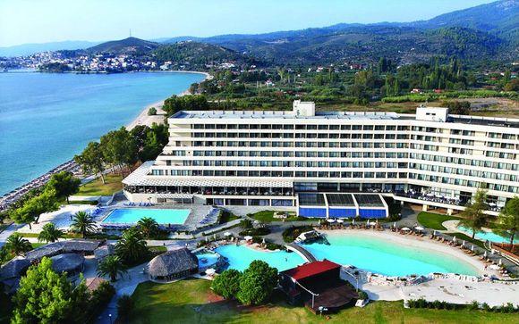 Poussez les portes de votre hôtel Porto Carras Sithonia 5*