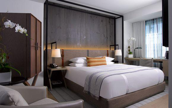 Poussez les portes de l'hôtel Victor 4* à Miami