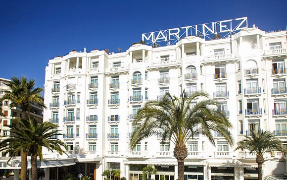 Grand Hyatt Cannes Hôtel Martinez 5*