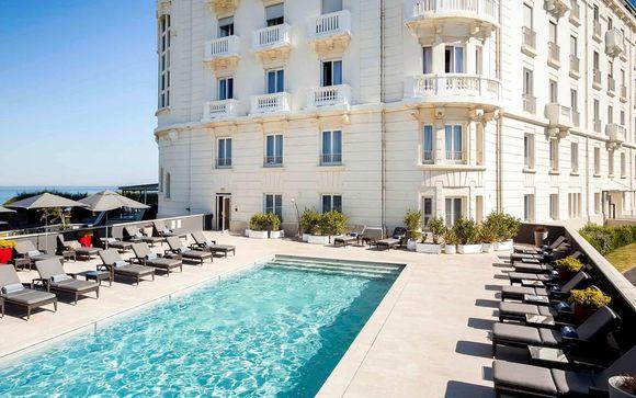 Régina Biarritz Hotel & Spa MGallery by Sofitel 5*