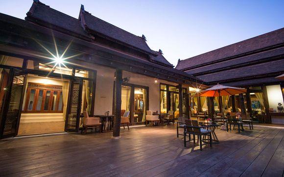 Poussez les portes de l'hôtel Sibsan Luxury Hotel Rimping 5* à Chiang Mai