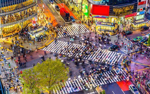 Soirée spectacle robot à Tokyo