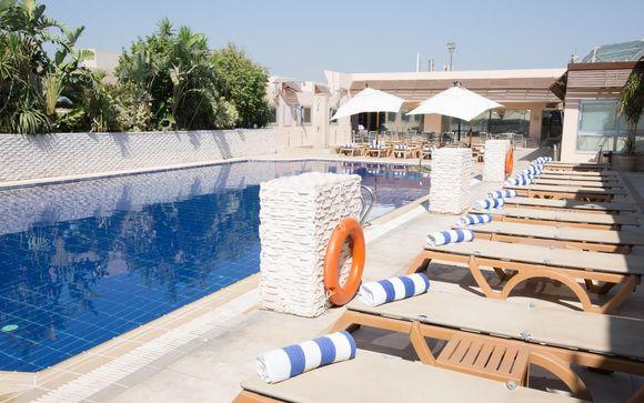 Votre extension à l'hôtel Radisson Blu 5* au Caire