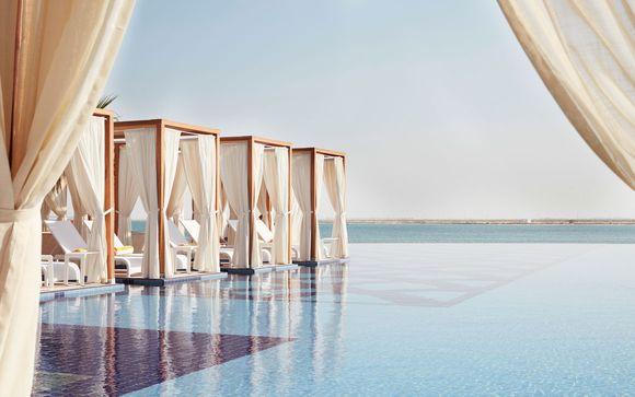 Poussez les portes de l'hôtel Royal M Hotel & Resort Abu Dhabi 5*