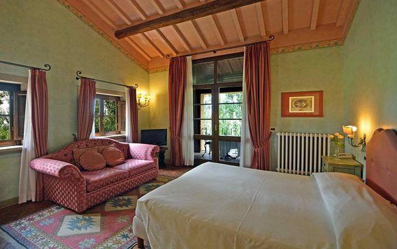 Poussez les portes de votre hôtel Calamidoro 4*