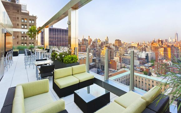 Votre extension à New-York (si vous choisissez l'offre 2)