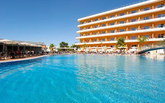 Poussez les portes de l'hôtel Balaia Atlantico 4*