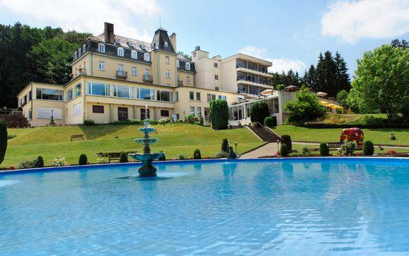 Hotel Romantik Bel-Air 4*