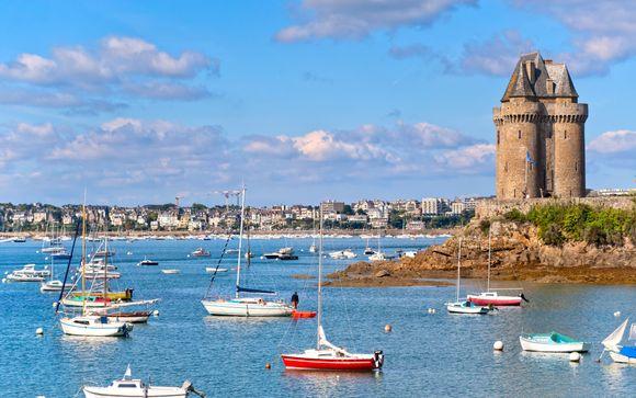 Rendez-vous... à Saint-Malo