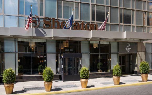 Poussez les portes de votre Hôtel Sheraton Brooklyn New York 4*