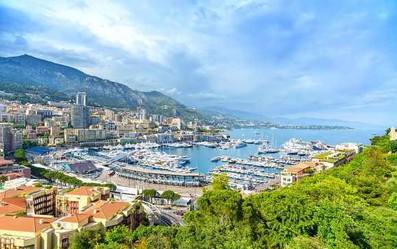 Escapade dans la baie de Monaco