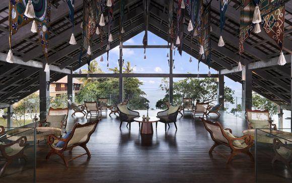 Poussez les portes de l'Anantara Kalutara Resort 5*
