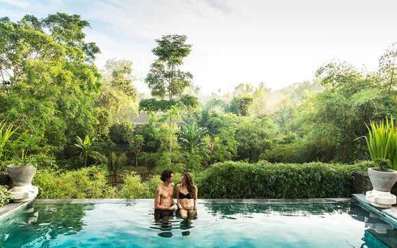 Poussez les portes l'hôtel Sanctoo Villas & Spa 5* à Ubud