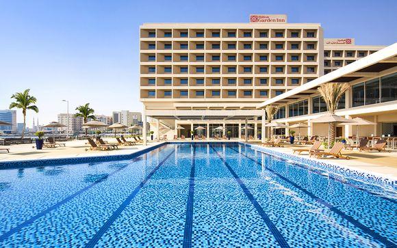 Poussez les portes de l'hôtel Garden Inn Ras Al Khaimah