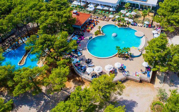 Poussez les portes de votre Amadria Park Hotel Andrija 4*