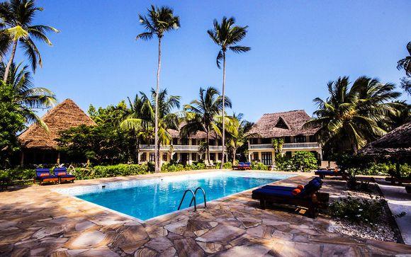 Séjour de rêve sur une île paradisiaque