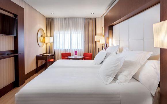 Poussez les portes de l'hôtel Barcelo Granada Congress 5* à Grenade