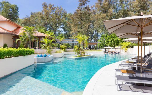 Hôtel Cachet Dewa Phuket 5* et séjour possible à Dubaï
