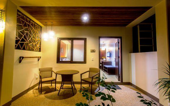 Poussez les portes de l'hôtel Bohor Beach Club Resort à Bohor