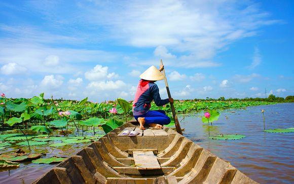 Circuit Du Mekong à la Baie d'Halong et extension Haut Tonkin