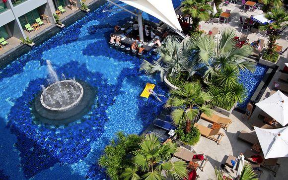 Poussez les portes du The Kee Resort Phuket 4*