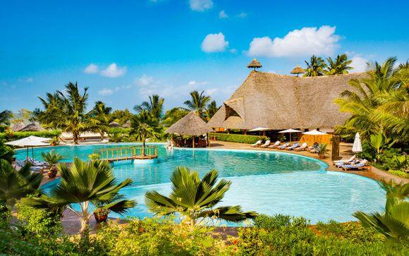 Votre extension au White Paradise Zanzibar 4*