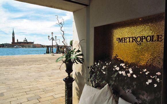 Authenticité et luxe face à la lagune