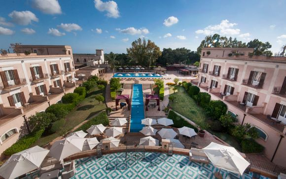 Poussez les portes du Giardino di Costanza Resort 5*