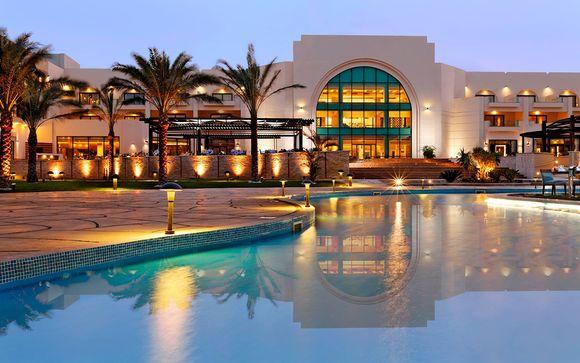 Votre extension au Mövenpick Soma Bay 5* Hurghada