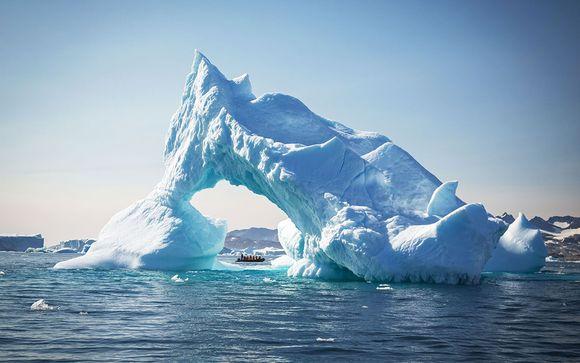 Croisière et expédition en Arctique